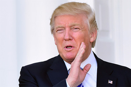 """""""Trump dosyesini yazan"""" Britaniya casusu gizlənib"""
