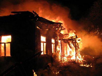 Bakıda ev yanıb, 1 nəfər yanaraq ölüb