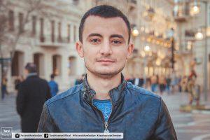 Taleh Bağırzadəni müdafiə edən jurnalistə polisə müqavimət ittihamı
