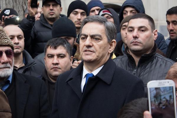 """""""Fuad Qəhrəmanlının çıxışı ilə fəxr etdim"""""""