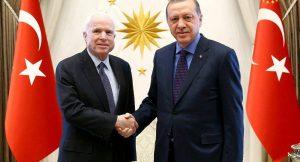 """Makkeyn: """"ABŞ bölgədə Türkiyə ilə çalışmalıdır"""""""