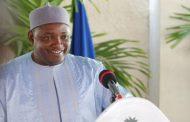 Qambiyanın yeni prezidentinin izdihamlı inauqurasiyası