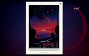 NASA yaşayışa yararlı üç planet aşkar etdi