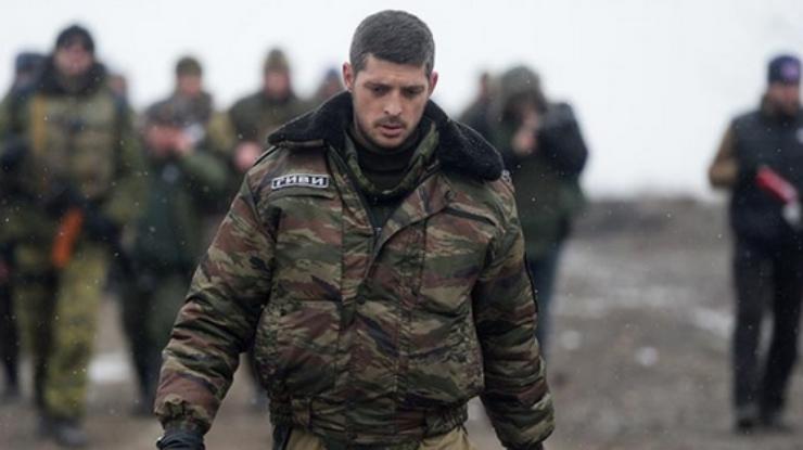 """Ukraynada separatçıların """"Givi"""" ləqəbli məşhur komandiri öldürülüb"""