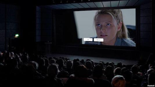 Dünyanın ilk interaktiv filmi – burada gələcəyi tamaşaçılar müəyyən edir