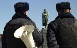 Moskva mitinqində 800-dən çox iştirakçısı saxlanılıb