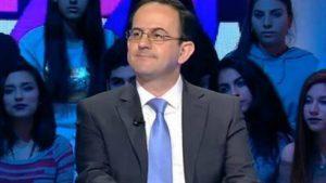 Livanlı erməni nazir TV-də Türkiyəyə nifrət püskürüb