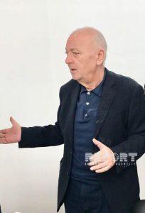 Akif Çovdarovun məhkəmə görüntüsü yayılıb