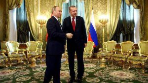 Kreml Ərdoğan-Putin görüşünün tarixini açıqlayıb