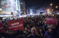 İstanbulda referendumun nəticələrinə qazanlı-tavalı etiraz