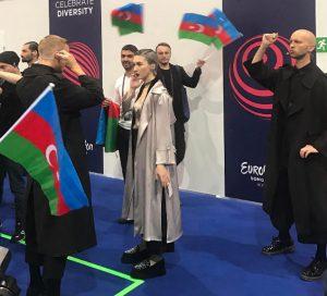 """Azərbaycan """"Eurovision"""" finalına çıxıb"""