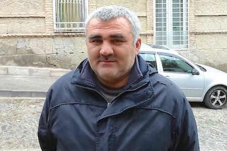 Əfqan Muxtarlı Gürcüstan parlamentinə müraciət etdi