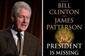 Bill Klinton ilk triller romanını yazır