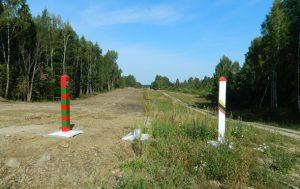 Litva Rusiya ilə sərhəddə 45 kilometrlik hasar çəkir