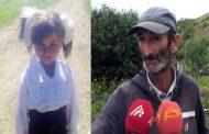 Anasının öldürdüyü 5 yaşlı qızın atası danışdı VİDEO