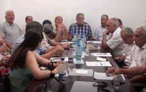 Siyasi məhbuslara qarşı işgəncələrlə bağlı ictimai toplantı keçirildi VİDEO