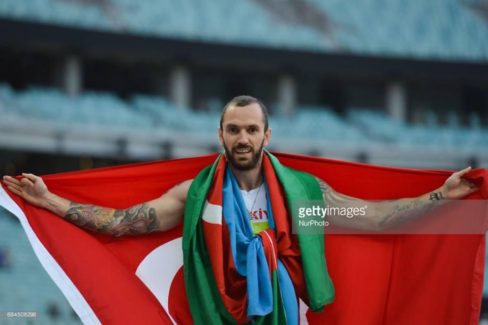 """Ramil Quliyev: """"Azərbaycanda qalsaydım bu uğuru qazana bilməzdim"""""""