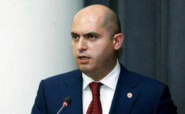 Erməni deputat Bakıda meydan oxudu