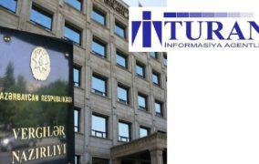 """""""Turan""""a qarşı vergi sanksiyaları bərpa olundu"""