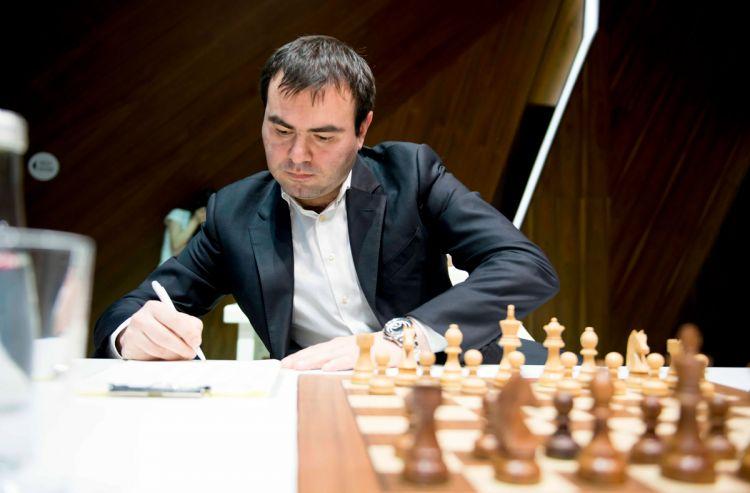 Şəhriyar Məmmədyarov dünyanın üçüncü şahmatçısıdır