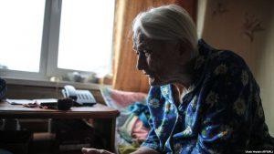 100 yaşlı belaruslu qadın Stalin repressiyalarını necə xatırlayır