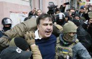 Tərəfdarları həbs olunan Saakaşvilini belə azad etdi FOTO VİDEO