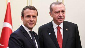Makron Aİ ilə Türkiyə arasındakı problemin səbəbindən danışdı