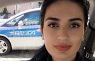 Berlinin 29 yaşlı azərbaycanlı polis komissarı